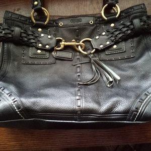 COACH  9290 Hampton Vintage Carry All *like new*